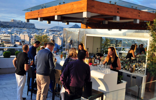 COCKTAIL INCENTIVE ATHENE 2015 - NORDICS - Referenties