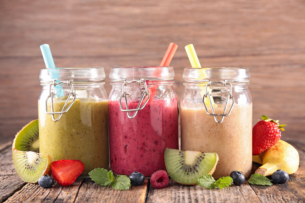 Smoothie bar 1